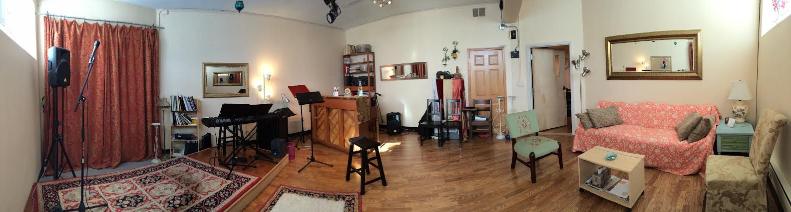 Chanson Voice & Music Academy Studio