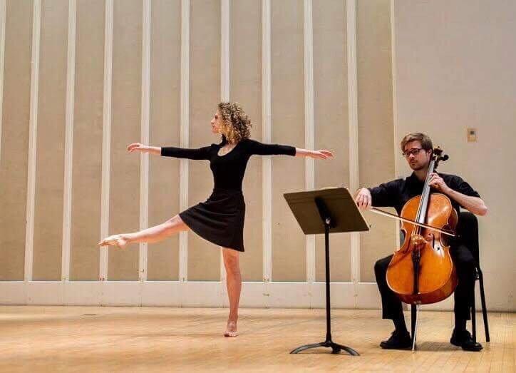 Alex Chambers-Ozasky Cello Instructor