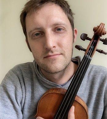 Evan Shallcross: Violin Instructor